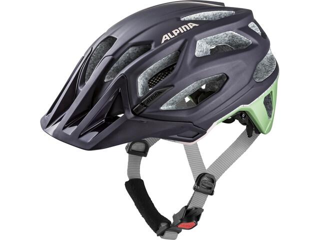 Alpina Garbanzo Cykelhjelm blå (2019) | Helmets